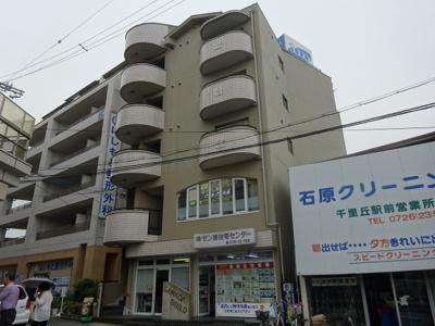 【外観】サワダビル(千里丘東3丁目)