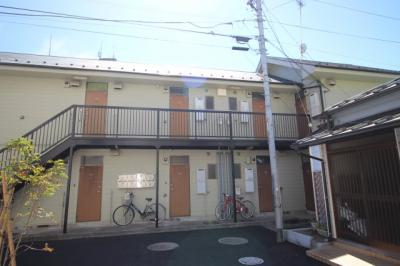 【外観】コンフォールオオタ