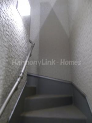 Nouth Baseの階段☆