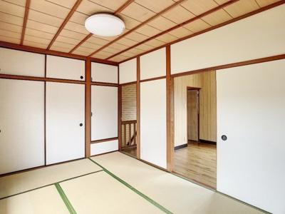 【和室】前勝谷町大田貸家F