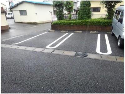 【駐車場】グラン・ソレイユA
