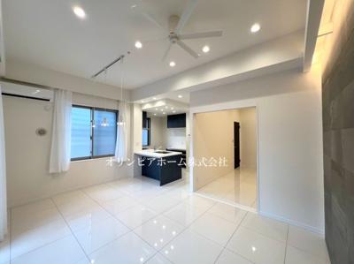 【エントランス】クレストフォルム東大島 3階 75㎡ 2008年築