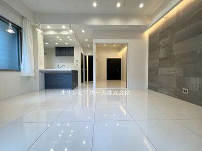 【外観】クレストフォルム東大島 3階 75㎡ 2008年築