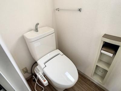 【トイレ】シャーメゾン一の宮 B棟