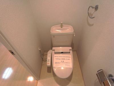 【トイレ】コスモコート元町