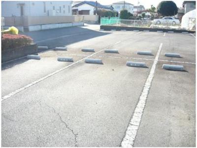 【駐車場】サクラハイツ