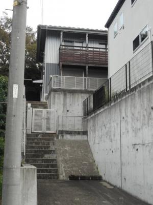 【外観】東希望ヶ丘一戸建