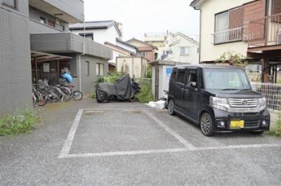 【駐車場】インビック上宿