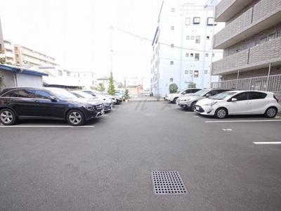 【駐車場】SOLARE横浜~仲介手数料半月キャンペーン~