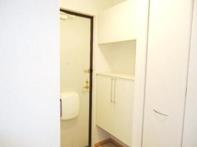 【玄関】メルベーユ B棟
