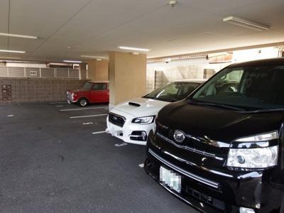 【駐車場】カーサセレノⅡ
