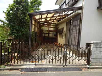 【駐車場】昭和町中古戸建