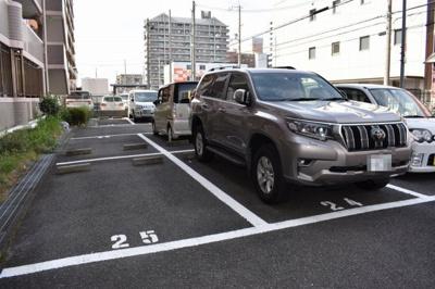 【駐車場】イーストヒル長田