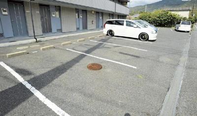 【駐車場】パレス長府