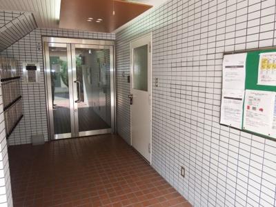 【エントランス】スカイハイツ