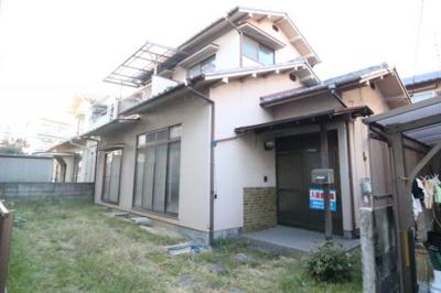 【外観】福島3丁目戸建