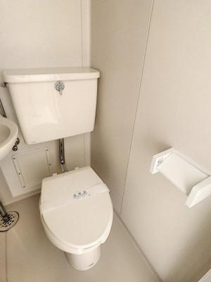 【トイレ】コートヴィラージュ22