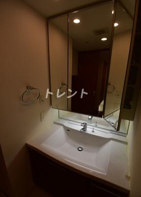 【洗面所】新橋プラザビル