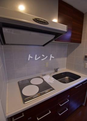 【キッチン】新橋プラザビル