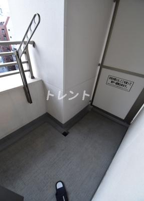 【バルコニー】新橋プラザビル