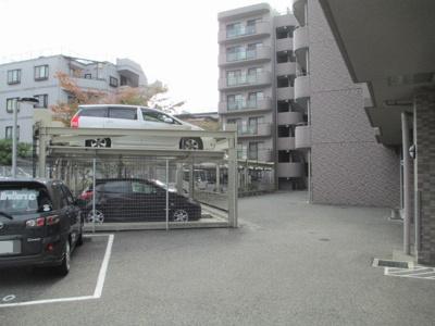 【駐車場】サンワプラザ須磨山の手