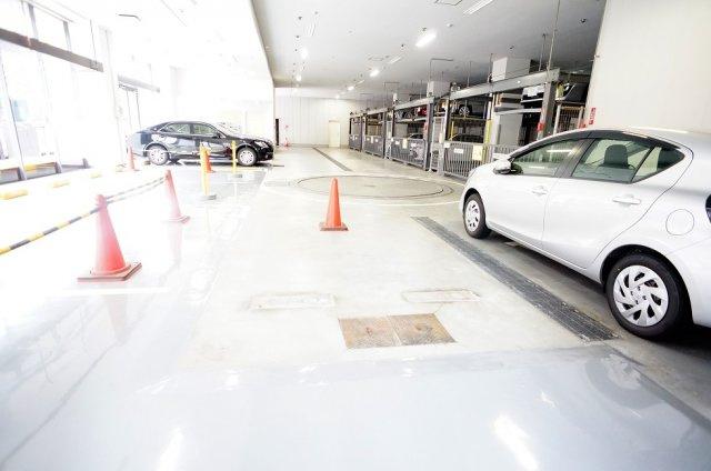 【駐車場】コズミックスⅡ