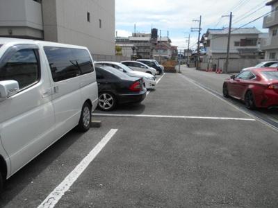 【外観】谷尾モータープール