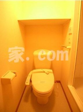 【トイレ】レオパレスゼルコバ(35679-205)