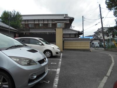 【外観】村井モータープール