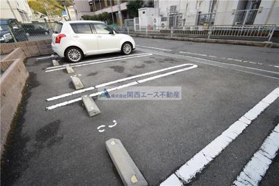 【駐車場】シャルマンフルール