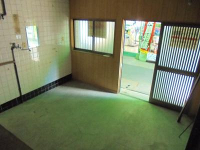 【内装】駒川5丁目3階建て店舗