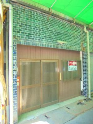 【外観】駒川5丁目3階建て店舗
