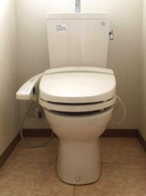 【トイレ】吉住アパート