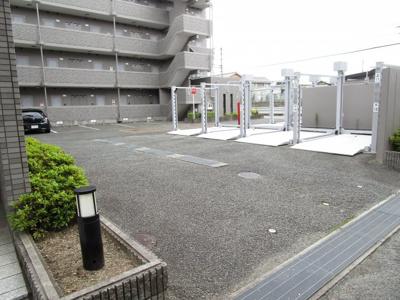 【駐車場】クレセントヒル