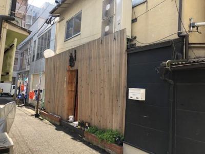 大名越智店舗(1-2F) 隠れ家のような雰囲気