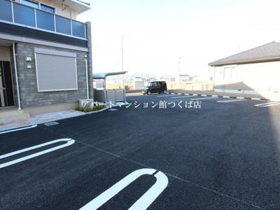 【駐車場】アスリス Ⅱ