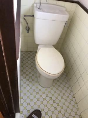 【トイレ】【中古戸建】高積中学校区・54027