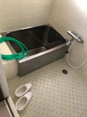 【浴室】【中古戸建】高積中学校区・54027