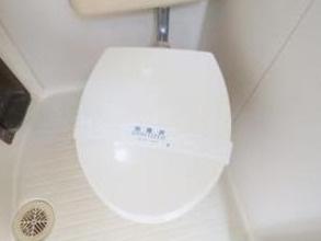 十条ローゼンハイムのトイレも気になるポイント