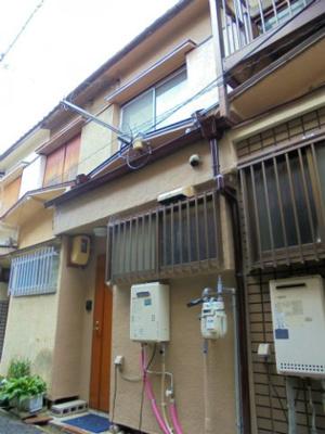 【外観】住道矢田貸テラスハウス