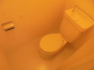 【トイレ】シャネルコーポ