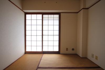 【寝室】成徳グリーンハイツ