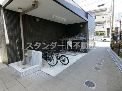 【駐車場】レジュールアッシュ梅田北
