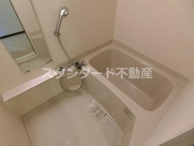 【浴室】レジュールアッシュ梅田北