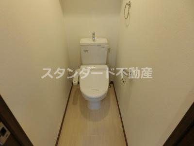 【トイレ】レジュールアッシュ梅田北
