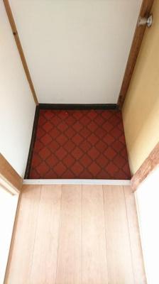 【玄関】キムラ荘