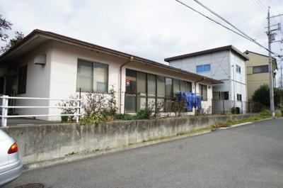 【外観】水谷1丁目事務所倉庫