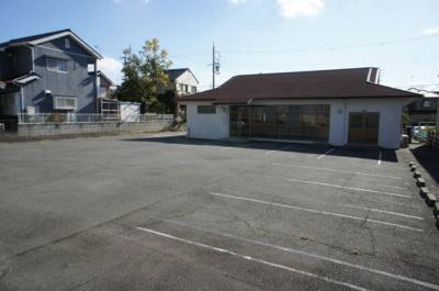 【駐車場】水谷1丁目事務所倉庫