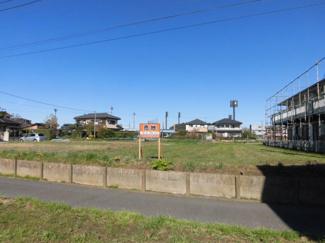袖ケ浦市神納 土地 袖ヶ浦駅 大空保育園が徒歩10分の距離。忙しい朝でもこんなに近いと助かりますね♪