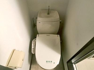 【トイレ】サンビレッジ1